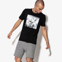 Nike Tričko Ss M Nsw Tee Table 2 Muži Oblečení Trička Ah6106-010 Muži Oblečení Trička Černá US L
