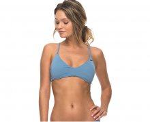 Roxy Plavková podprsenka Softly Love Solid Rv Athletic Tri Blue Shadow ERJX303616-BKQ0 S