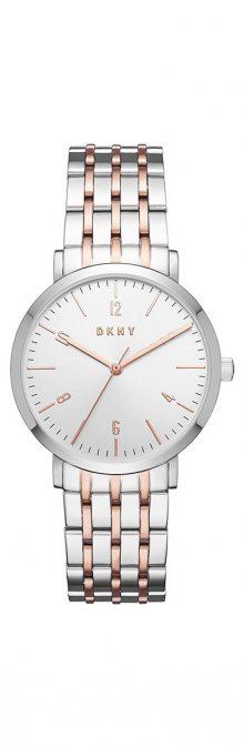 Minetta Hodinky DKNY | Stříbrná Béžová | Dámské | UNI