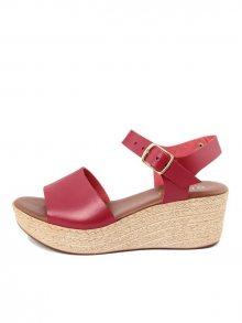 Onako Dámské sandály ALICE426_ROSSO