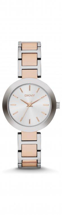 Stanhope Hodinky DKNY | Stříbrná Béžová | Dámské | UNI