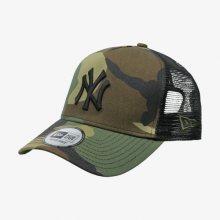 New Era Čepice Camo Team Trucker New York Yankees Woodland C Muži Doplňky Kšiltovky 80536758 Muži Doplňky Kšiltovky Vícebarevná US ONE-SIZE