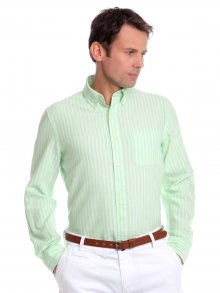 Chaps Košile CMA61C0W72_ss15 M zelená\n\n