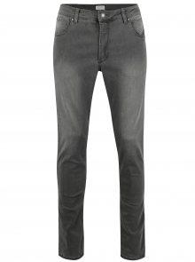 Šedé skinny džíny Shine Original