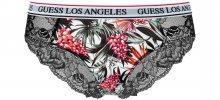 Kalhotky Guess | Černá Vícebarevná | Dámské | S
