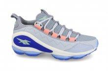 Boty - Reebok Classic | ŠEDÁ, SZARY | 38 - Dámské boty sneakers Reebok DMX Run 10 CN5386