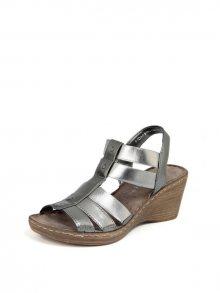 Mariella Dámské sandály 4382_FULL_METAL