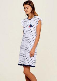 Dámské šaty Noidinotte LA1791 M Bílá