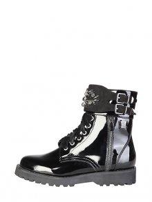 Laura Biagiotti Dámská vysoká obuv 2020_BLACK