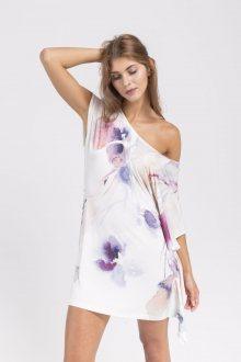 Blue Shadow Dámské šaty dress aniela bs multicolour\n\n