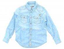 Košile dětská Pepe Jeans | Modrá | Chlapecké | 8 let