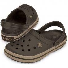 Crocs Pantofle Crocband Espresso/Khaki 11016-22y 41-42