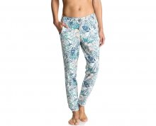 Roxy Kalhoty Hollow Dance Pant Print Marshmallow Beyond Love ERJFB03101-WBT8 XL