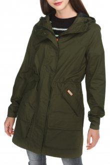 Kabát Hunter | Zelená | Dámské | XS
