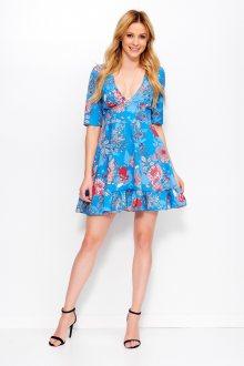 Makadamia Dámské šaty_blue\n\n