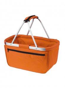 Nákupní košík - Oranžová univerzal