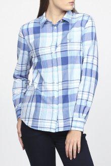 Košile GANT O2. BLUE MADRAS SHIRT