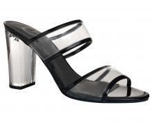 Guess Dámské sandále G by GUESS Brayla Lucite Mules 37,5