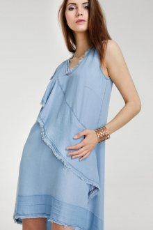 Blue Shadow dress mimka bs sky blue\n\n