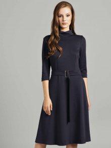 Misebla Dámské šaty MSU0049_navy blue