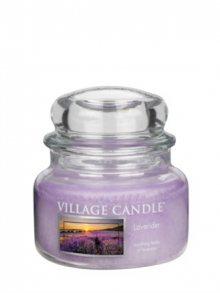Village Candle Vonná svíčka ve skle, Levandule\n\n