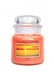 Village Candle ozVonná svíčka ve skle, Východ slunce - Sunrise 16\n\n