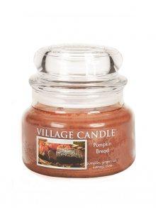 Village Candle Vonná svíčka ve skle, Dýňový Chléb - Pumpkin Bread, 11oz\n\n
