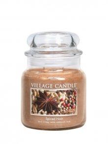 Village Candle Vonná svíčka ve skle, Koření Života - Spiced Noir 16 oz\n\n