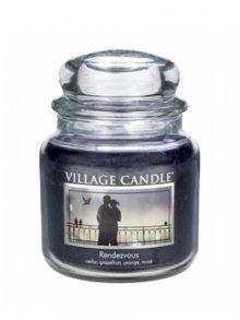 Village Candle Vonná svíčka ve skle, Rande - Rendezvous, 16oz\n\n
