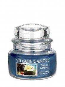 Village Candle Vonná svíčka ve skle, Víkend v tropech\n\n