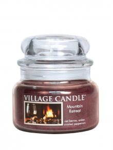 Village Candle Vonná svíčka ve skle, Víkend na Horách - Mountain Retreat 11 oz\n					\n