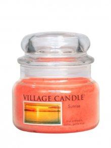 Village Candle Vonná svíčka ve skle, Východ slunce - Sunrise 11 oz\n\n