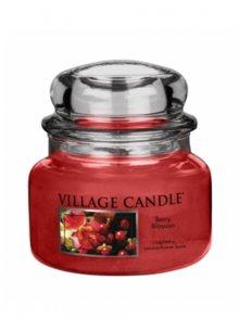 Village Candle Vonná svíčka ve skle, Červené květy - Berry Blossom, 11oz\n\n