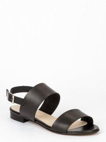 Vienty Dámské sandály 9118_BLACK