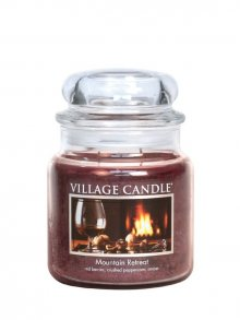 Village Candle Vonná svíčka ve skle, Víkend na Horách - Mountain Retreat 16 oz\n					\n