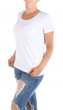 Dámské bílé tričko