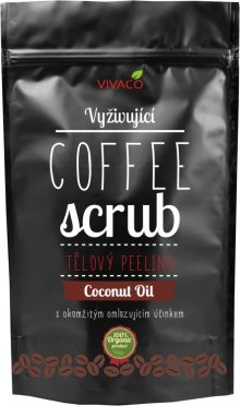 VIVACO Coffee scrub 200g\n\n