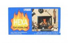 Tuhý podpalovač Hexa - 16 tablet