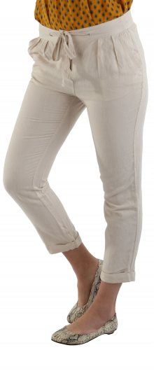 Dámské plátěné kalhoty Etam