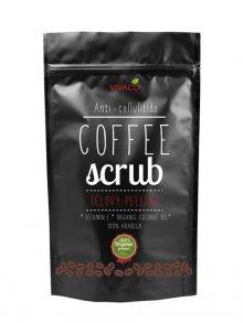 VIVACO Kávový peeling, 220g\n\n