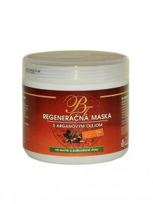 VIVACO Ošetřující maska na vlasy s arganovým olejem, 650 ml\n\n