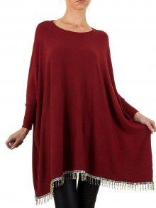 Dámský prodloužený svetr
