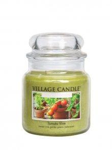 Village Candle Vonná svíčka ve skle, Rajčatová Zahrádka - Tomato Vine 16 oz\n\n