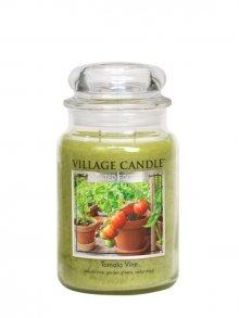 Village Candle Vonná svíčka ve skle, Rajčatová Zahrádka - Tomato Vine 26 oz\n\n