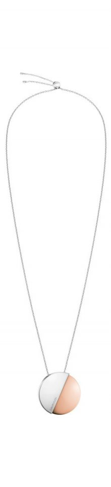 Náhrdelník Calvin Klein | Stříbrná Béžová | Dámské | UNI