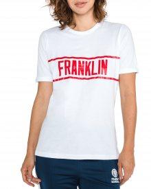 Triko Franklin & Marshall | Bílá | Dámské | L