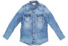 Košile dětská Diesel | Modrá | Dívčí | 10 let